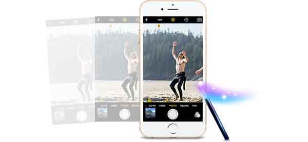 Novidades iOS 10 Tirar fotos RAW e editar fotos ao vivo