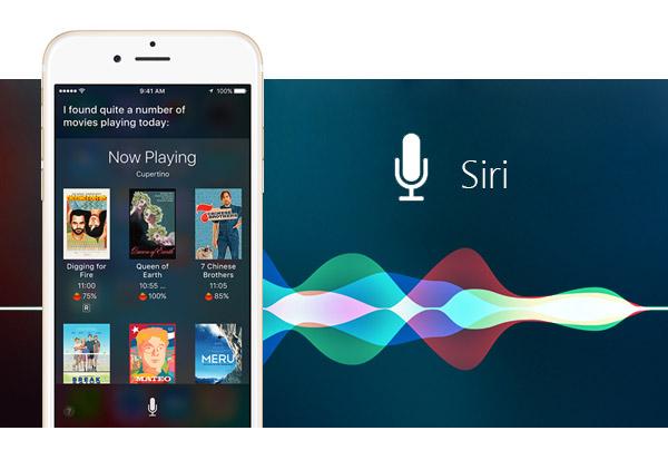 Novidades Siri iOS 10