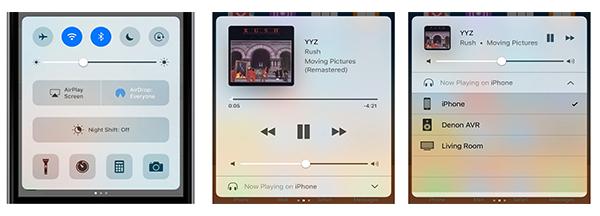 Novedades iOS 10 Apple Music Notificações
