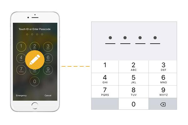 Resetear contraseña de restricciones del iPhone