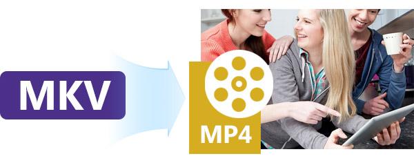 Convertir sus archivos de MKV para MP4