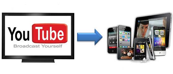 Ver videos de YouTube en sus dispositivos