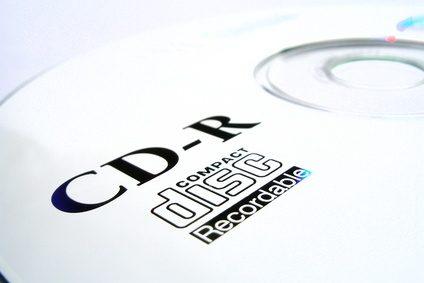 Grabar sus músicas en un CD