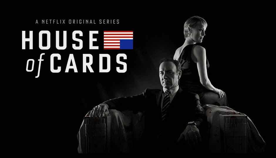 House of Cards está disponible en 4K en el Netflix