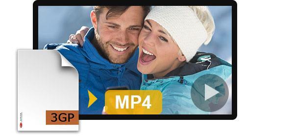 3GP a MP4