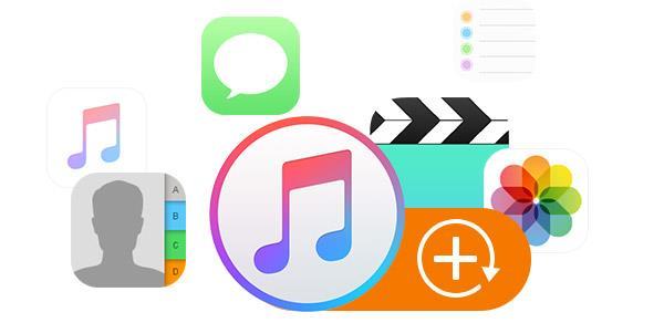 Copias de seguridad del iTunes