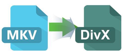 MKV a DivX
