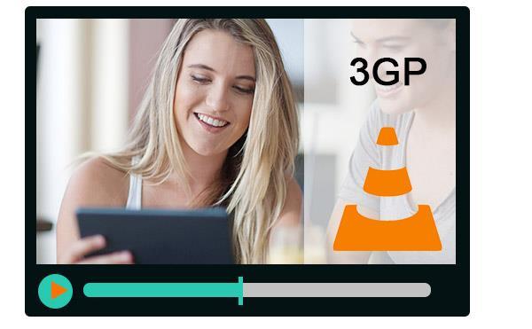 Reproducir videos en 3GP