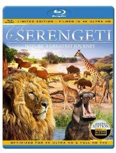 Serengeti - Nature's Greatest Journey