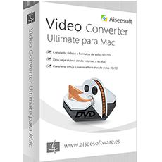 Video Converter Ultimate 4K para Mac