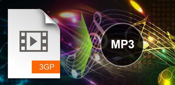 Convertir archivos 3GP a MP3