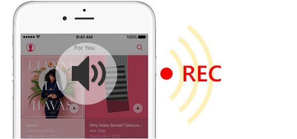 Tutorial cómo grabar audios en un iPhone
