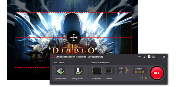 Grabar partidas de Diablo 3
