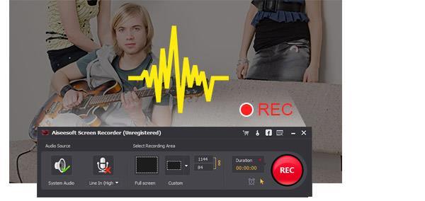 ¿Cómo grabar streamings de audio?