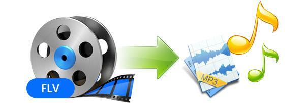 Convertir archivos FLV a MP3