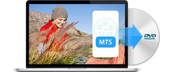 Convertir archivos MTS a DVD
