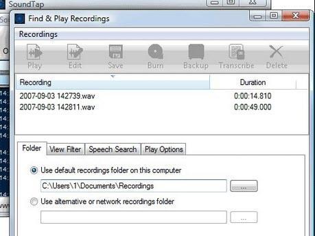 iSkysoft Audio Recorder grabar canciones spotify