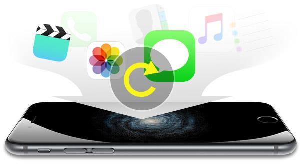 Recuperar datos de aplicativos borrados