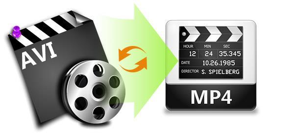 Convertir archivos AVI a MP4