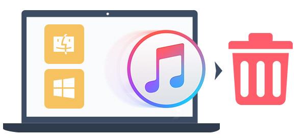 ¿Cómo desinstalar completamente el iTunes?