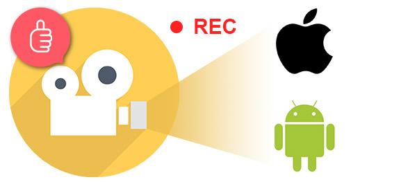 Los mejores apps para grabar la pantalla de su celular