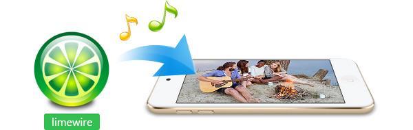 ¿Cómo transferir músicas del Limewire a un iPod?