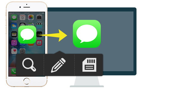¿Cómo guardar e imprimir mensajes de texto del iPhone?