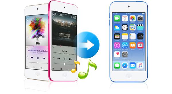 ¿Cómo importar canciones a un iPod?