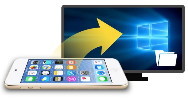 Transferir archivos de un iPod al PC