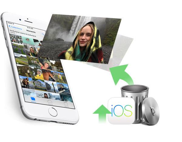 Reaver fotos iPhone FoneLab