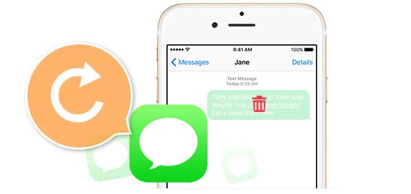 Reaver mensagens texto FoneLab