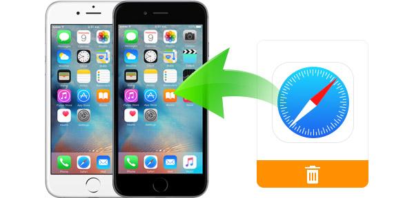 Recuperar favoritos en un iPhone con el programa Aiseesoft FoneLab