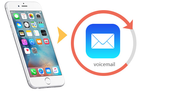 Restaurar voicemail iPhone FoneLab