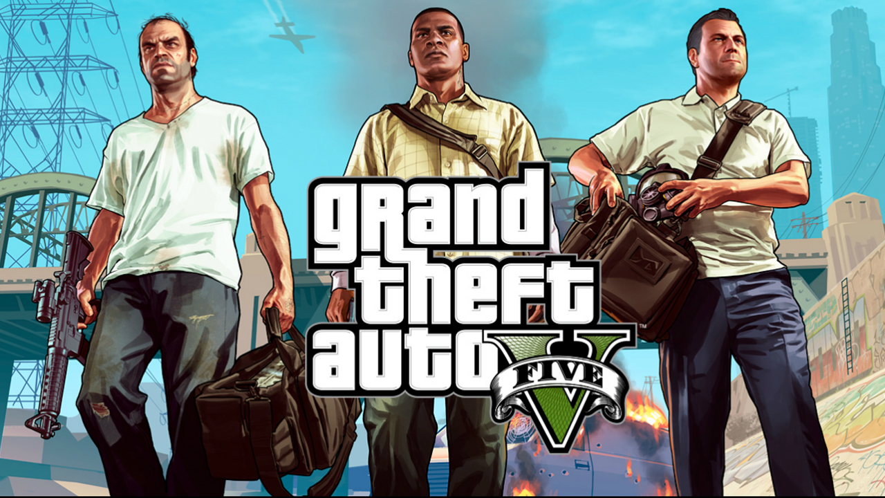 Grabar partida GTA