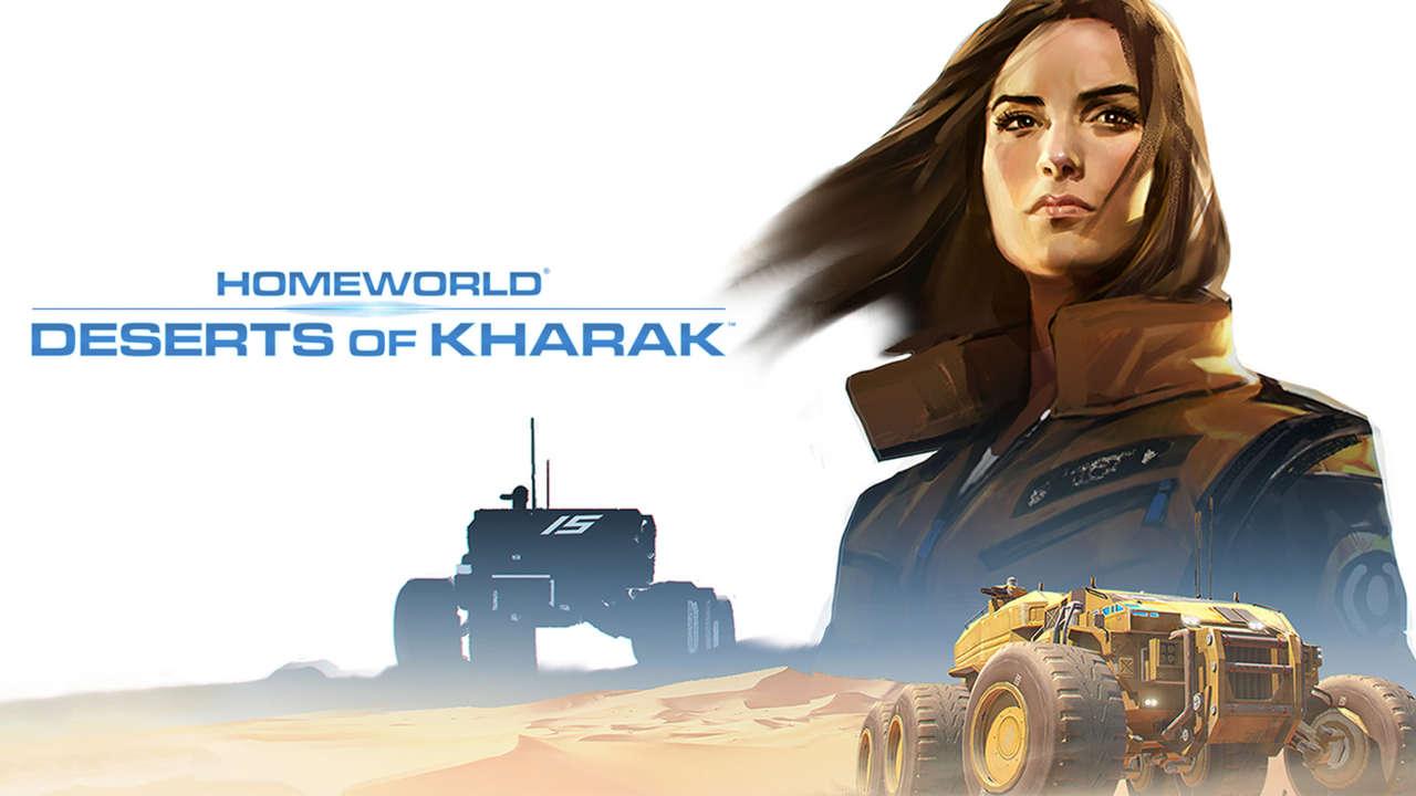 Gameplay Homeworld: Deserts of Kharak