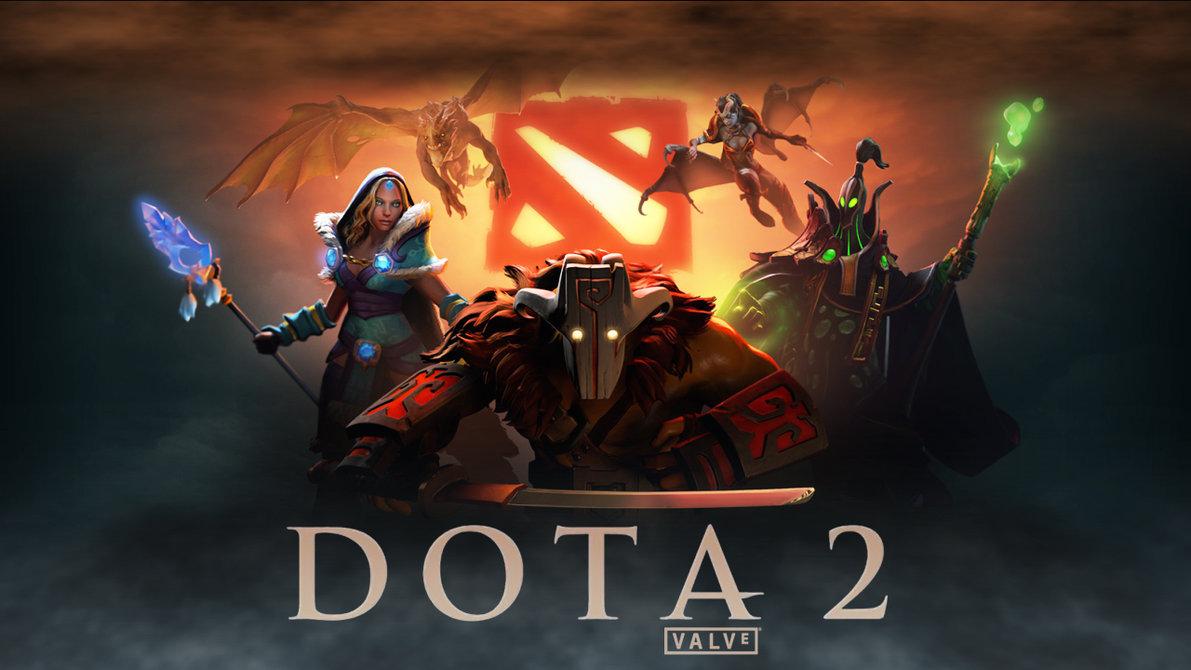 Gameplay DOTA 2