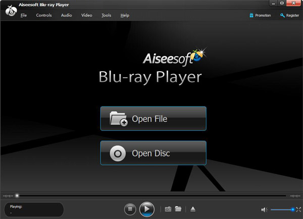 Reproductor de videos M4V AiseeSoft Blu-Ray Player