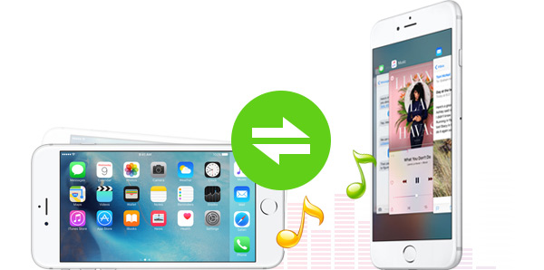 Compartir Canciones iPhones FoneTrans