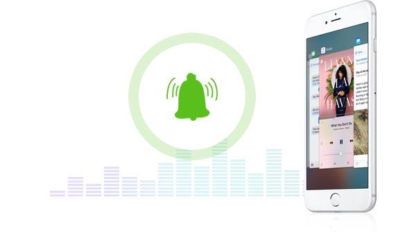 Fazer Toques iPhone FoneTrans