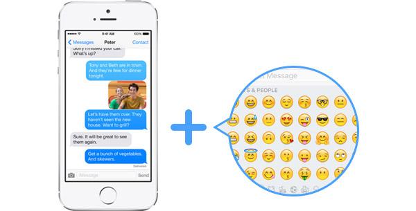 Habilitar teclado emoji iPhone