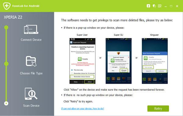 Recuperar fotos que o Snapchat deleta do Android