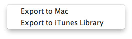 Passo4 Transferir vídeos iPad para Mac FoneTrans Mac