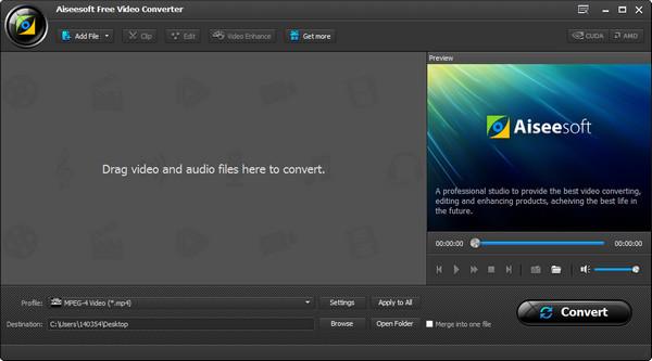 Programa editar MP3 AiseeSoft Video Converter Ultimate
