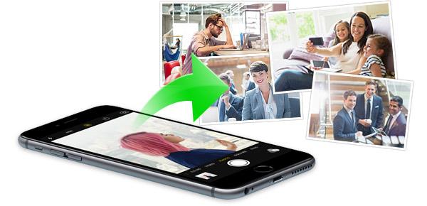 Retirar Fotos iPhone FoneTrans