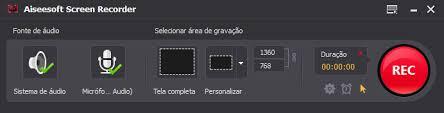 Aiseesoft ScreenRecorder