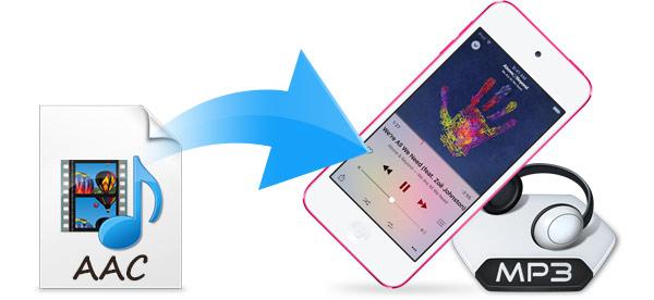 Convertir AAC a MP3