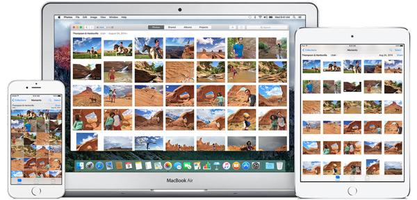 Alternativa iPhoto Apple Photos