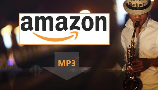 Descargar canciones MP3 Amazon Music
