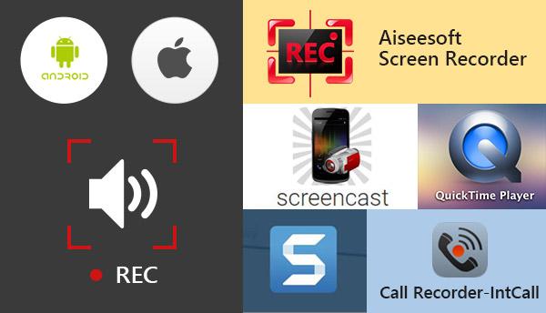Mejores aplicaciones grabadores llamadas