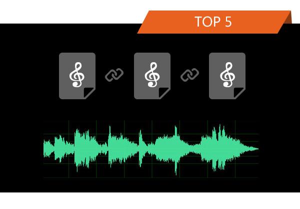Programas para combinar áudios